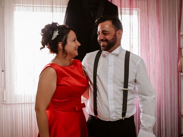 La boda de Ángel y Patricia en Rioja, Almería 9