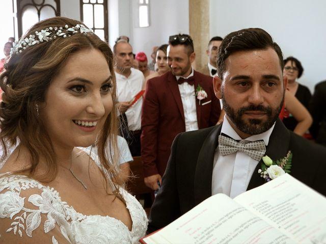 La boda de Ángel y Patricia en Rioja, Almería 10