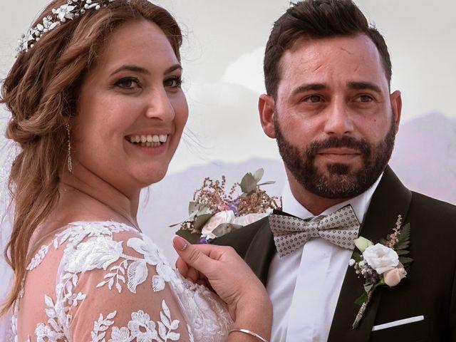 La boda de Ángel y Patricia en Rioja, Almería 13