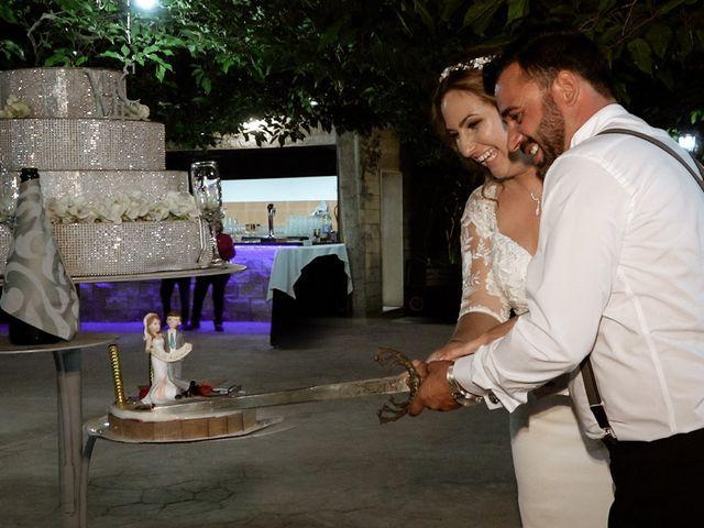 La boda de Ángel y Patricia en Rioja, Almería 15
