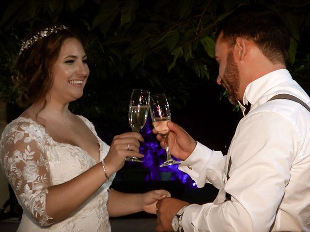 La boda de Ángel y Patricia en Rioja, Almería 17