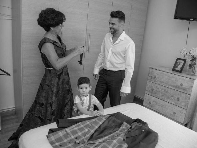 La boda de Abram y Inma en Palau De Plegamans, Barcelona 9