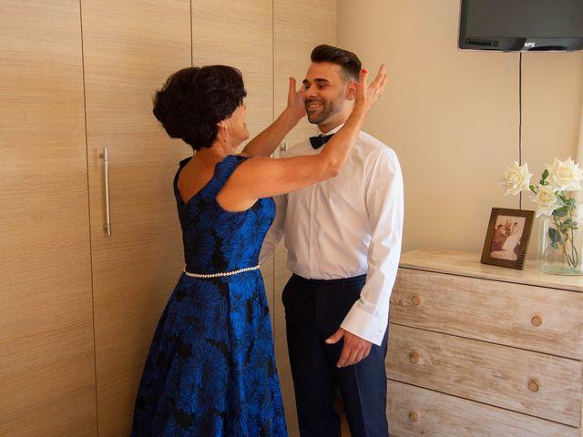 La boda de Abram y Inma en Palau De Plegamans, Barcelona 11