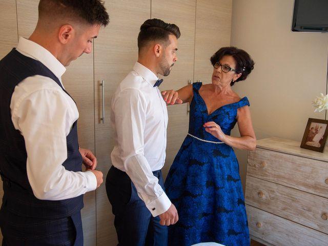 La boda de Abram y Inma en Palau De Plegamans, Barcelona 13