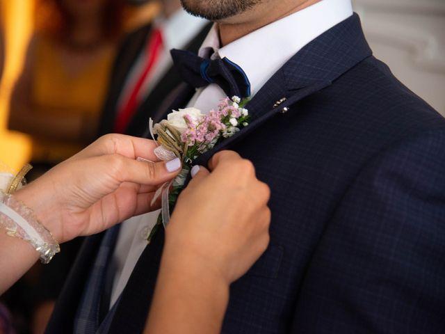 La boda de Abram y Inma en Palau De Plegamans, Barcelona 23