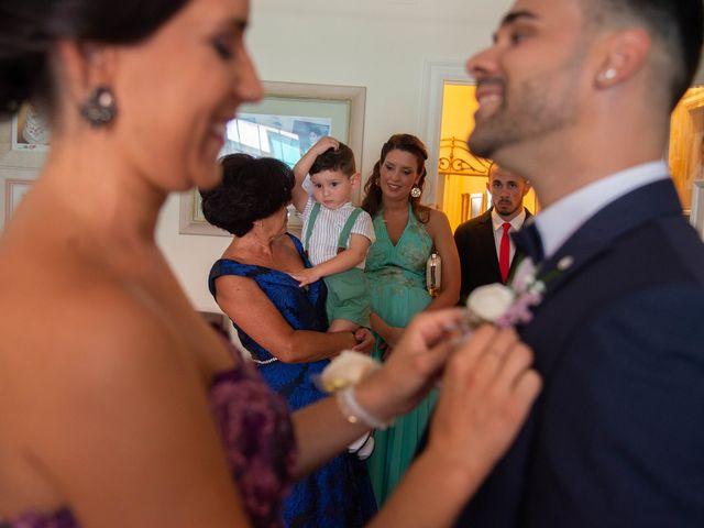 La boda de Abram y Inma en Palau De Plegamans, Barcelona 26