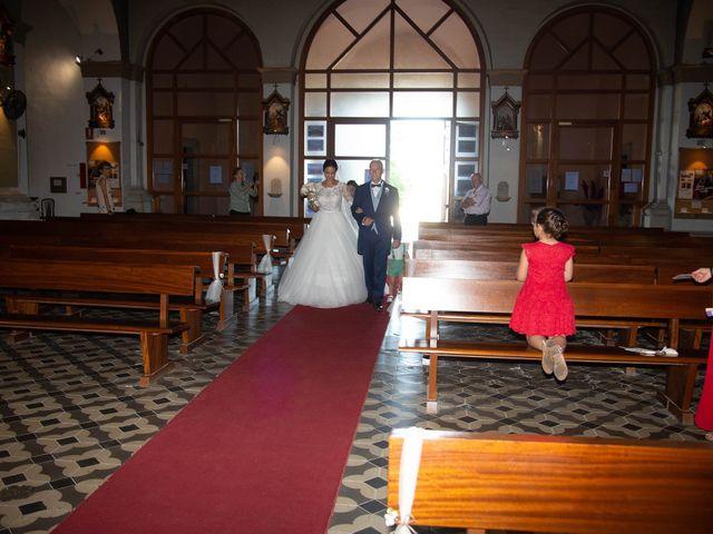 La boda de Abram y Inma en Palau De Plegamans, Barcelona 81