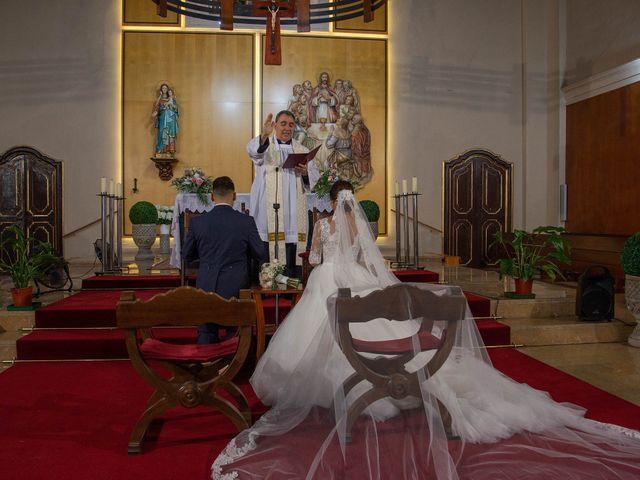 La boda de Abram y Inma en Palau De Plegamans, Barcelona 96