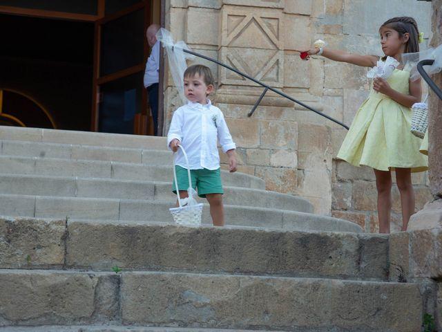 La boda de Abram y Inma en Palau De Plegamans, Barcelona 100