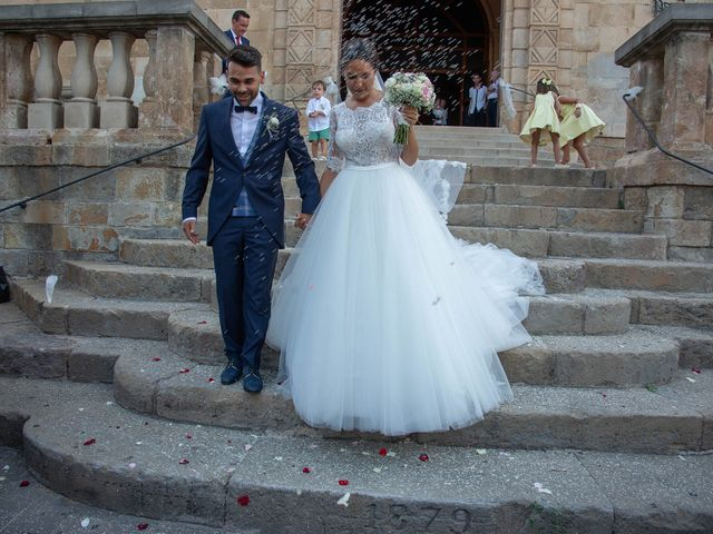 La boda de Abram y Inma en Palau De Plegamans, Barcelona 104