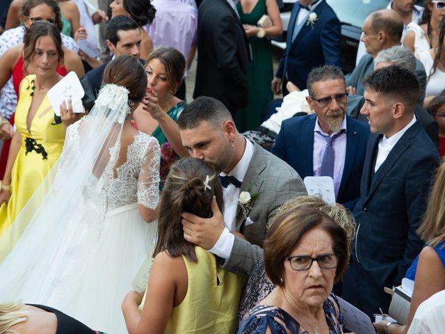 La boda de Abram y Inma en Palau De Plegamans, Barcelona 106