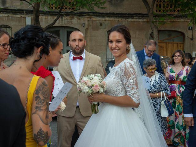La boda de Abram y Inma en Palau De Plegamans, Barcelona 107