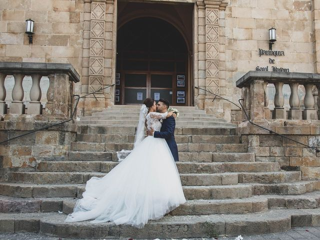 La boda de Abram y Inma en Palau De Plegamans, Barcelona 109