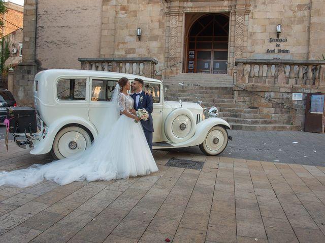 La boda de Abram y Inma en Palau De Plegamans, Barcelona 114