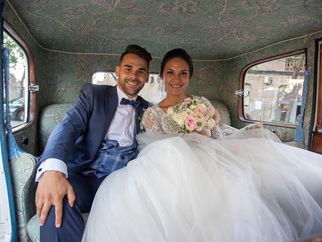 La boda de Abram y Inma en Palau De Plegamans, Barcelona 116