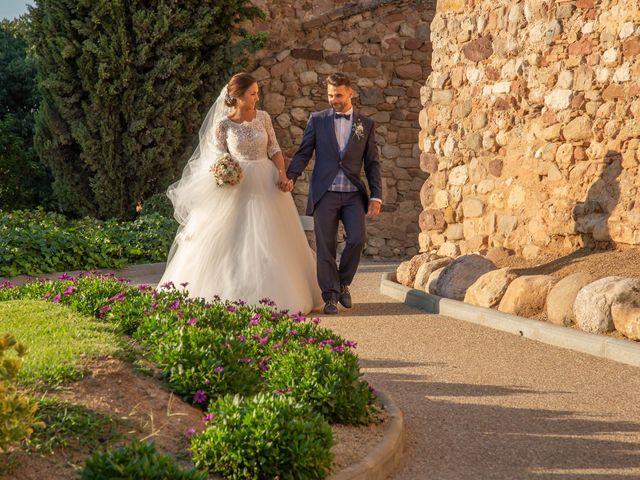 La boda de Abram y Inma en Palau De Plegamans, Barcelona 117