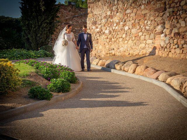 La boda de Abram y Inma en Palau De Plegamans, Barcelona 118
