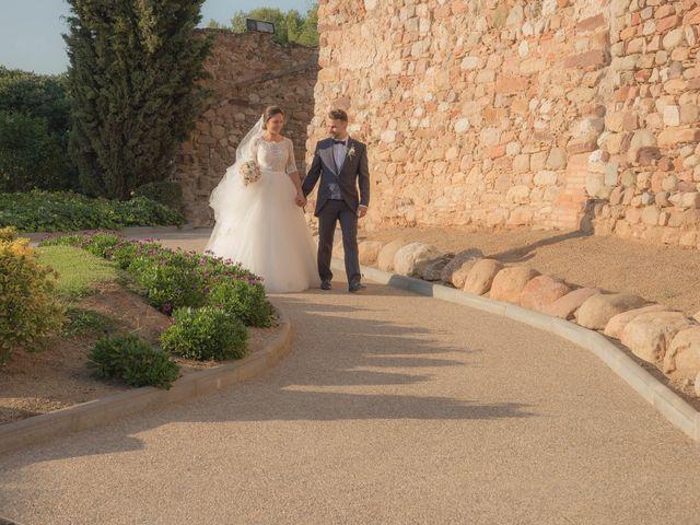 La boda de Abram y Inma en Palau De Plegamans, Barcelona 119