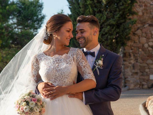 La boda de Abram y Inma en Palau De Plegamans, Barcelona 121