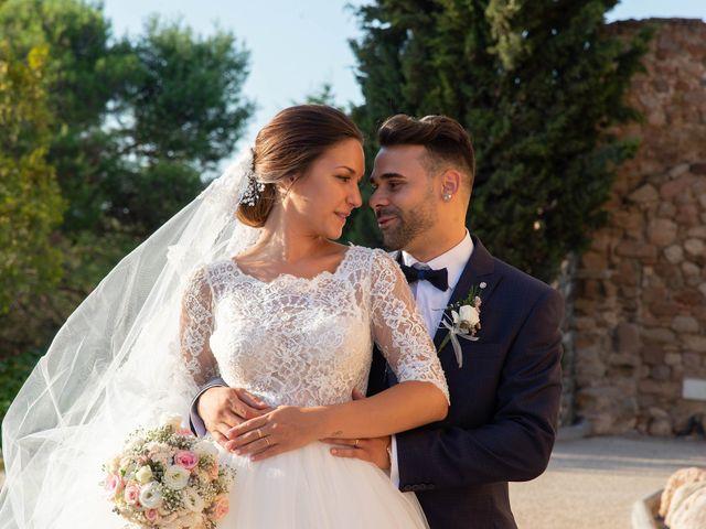 La boda de Abram y Inma en Palau De Plegamans, Barcelona 122