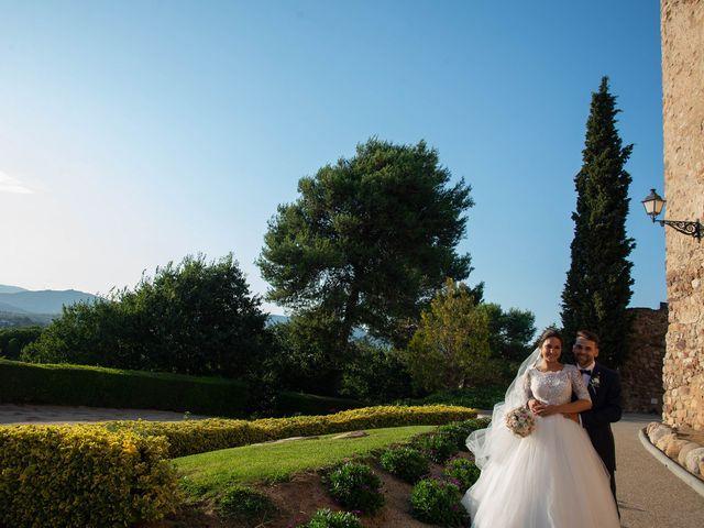 La boda de Abram y Inma en Palau De Plegamans, Barcelona 123
