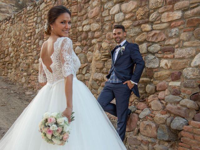 La boda de Abram y Inma en Palau De Plegamans, Barcelona 129