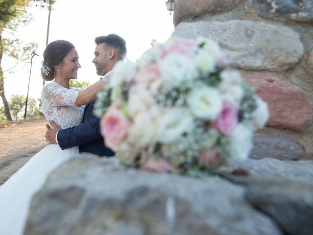 La boda de Abram y Inma en Palau De Plegamans, Barcelona 130
