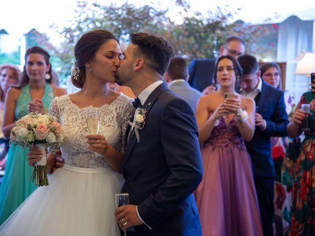 La boda de Abram y Inma en Palau De Plegamans, Barcelona 133