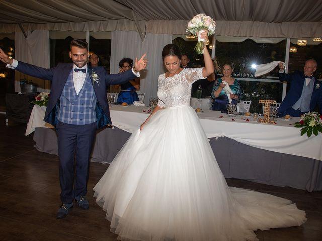 La boda de Abram y Inma en Palau De Plegamans, Barcelona 139