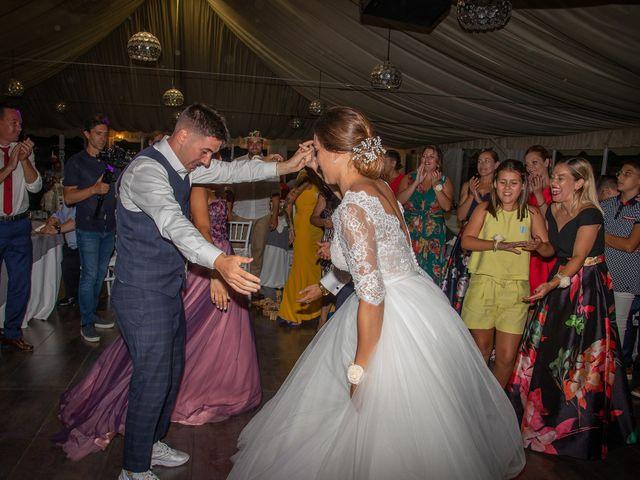 La boda de Abram y Inma en Palau De Plegamans, Barcelona 153