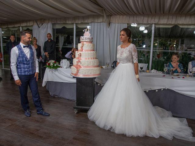 La boda de Abram y Inma en Palau De Plegamans, Barcelona 154