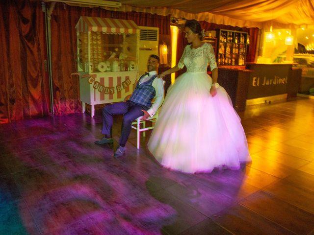 La boda de Abram y Inma en Palau De Plegamans, Barcelona 165
