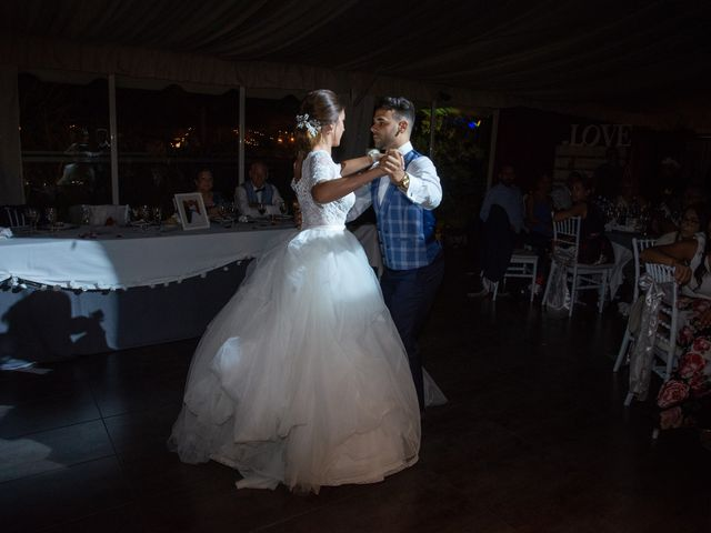 La boda de Abram y Inma en Palau De Plegamans, Barcelona 166