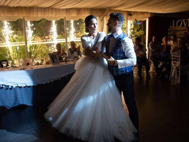 La boda de Abram y Inma en Palau De Plegamans, Barcelona 171