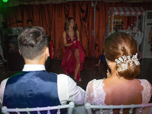 La boda de Abram y Inma en Palau De Plegamans, Barcelona 177