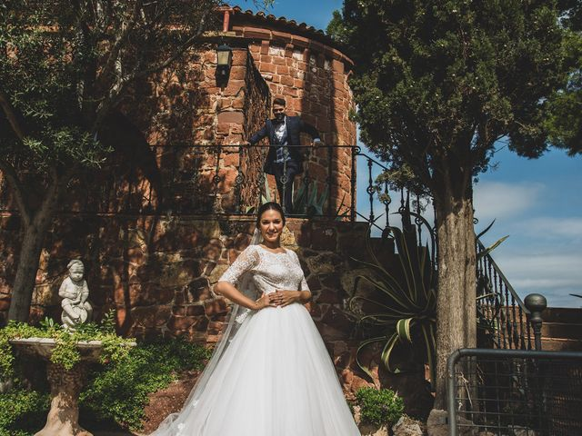 La boda de Abram y Inma en Palau De Plegamans, Barcelona 180