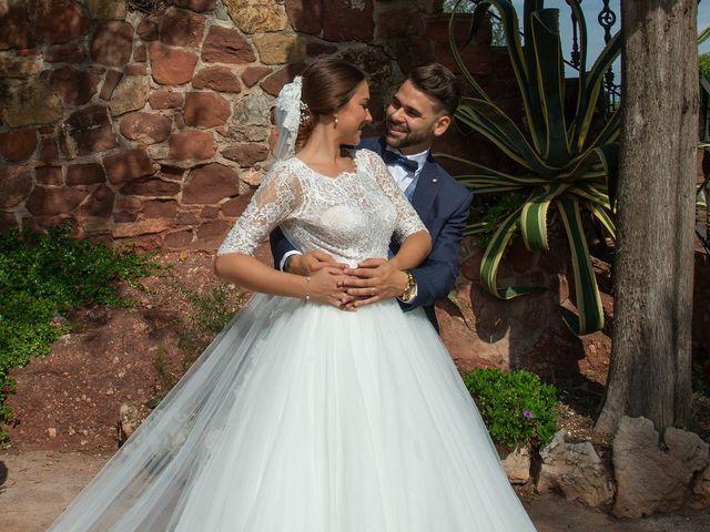 La boda de Abram y Inma en Palau De Plegamans, Barcelona 181