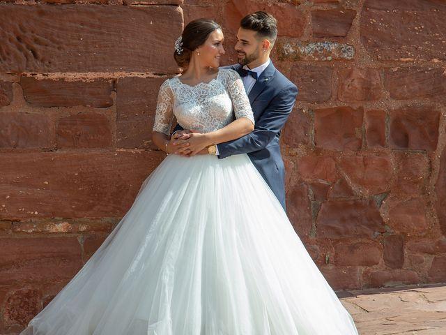 La boda de Abram y Inma en Palau De Plegamans, Barcelona 184