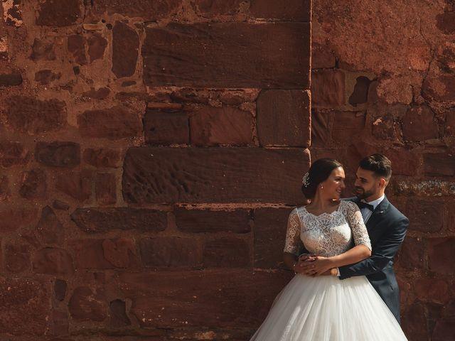 La boda de Abram y Inma en Palau De Plegamans, Barcelona 185