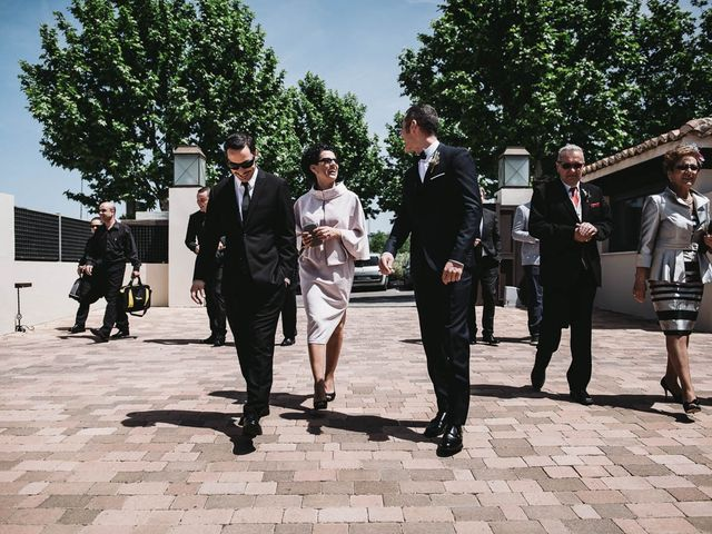 La boda de Quini y Ana en Aranjuez, Madrid 77