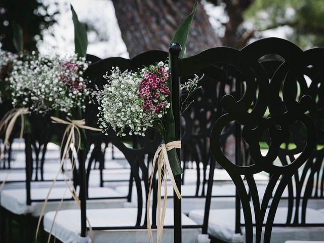 La boda de Quini y Ana en Aranjuez, Madrid 81