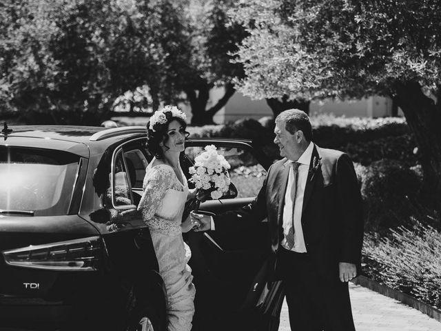 La boda de Quini y Ana en Aranjuez, Madrid 92