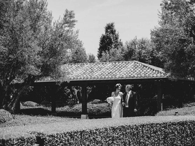 La boda de Quini y Ana en Aranjuez, Madrid 96