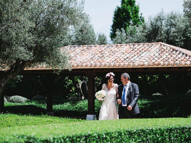 La boda de Quini y Ana en Aranjuez, Madrid 97