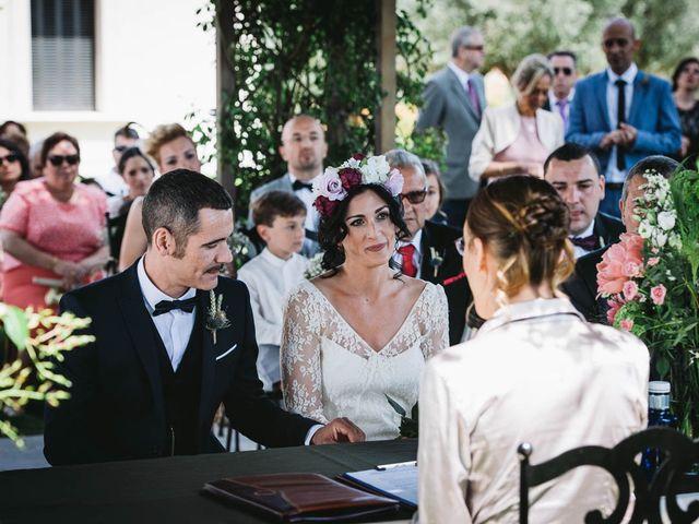 La boda de Quini y Ana en Aranjuez, Madrid 106