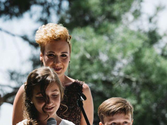 La boda de Quini y Ana en Aranjuez, Madrid 111