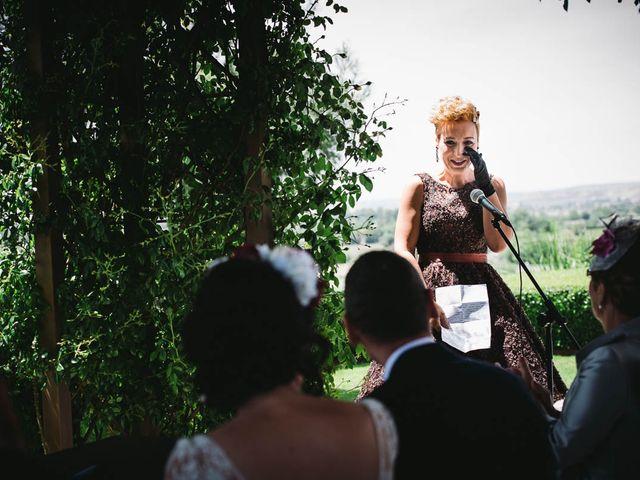 La boda de Quini y Ana en Aranjuez, Madrid 114