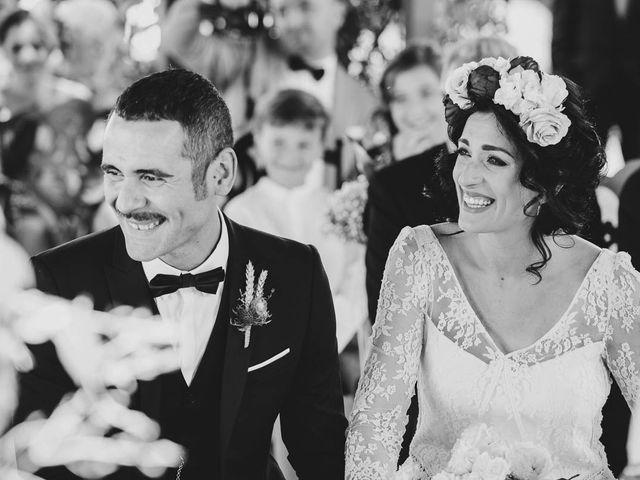 La boda de Quini y Ana en Aranjuez, Madrid 116