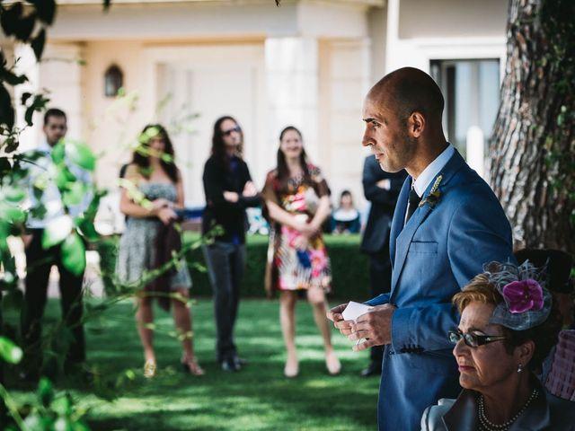 La boda de Quini y Ana en Aranjuez, Madrid 124