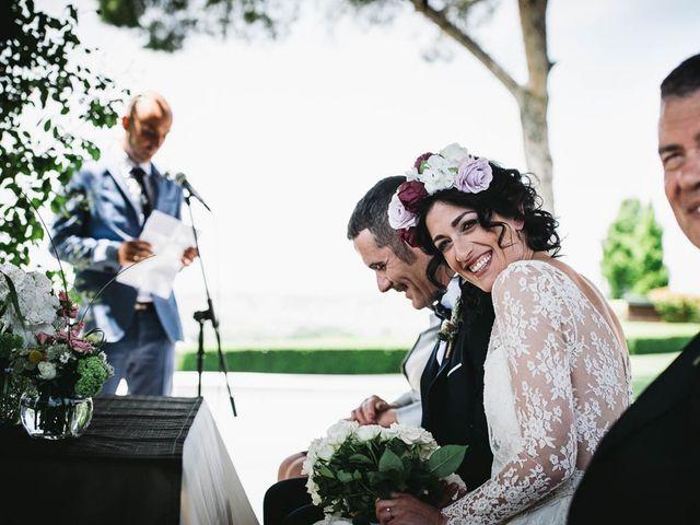 La boda de Quini y Ana en Aranjuez, Madrid 126